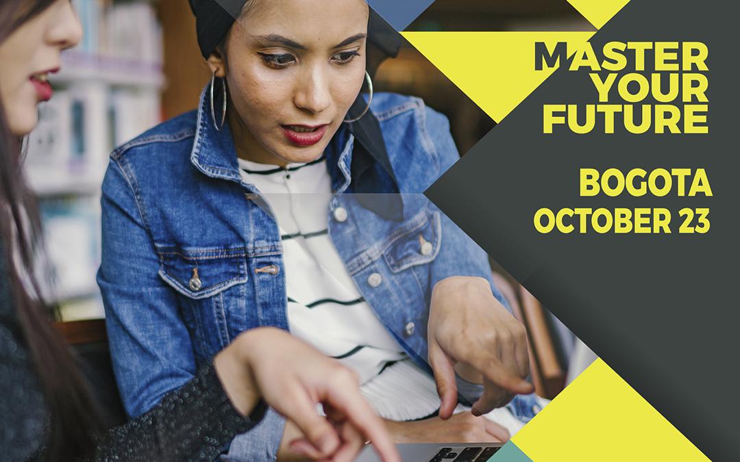 Conoce los mejores programas internacionales de Maestrías en Bogotá el 23 de octubre