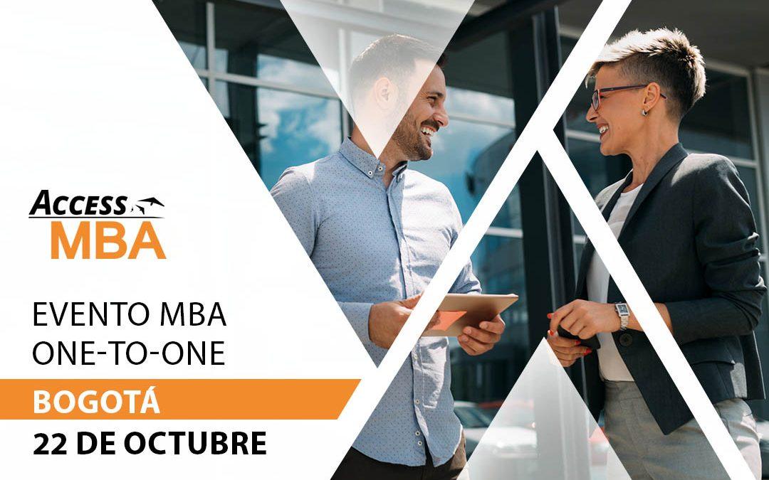 Conoce los mejores programas de MBA en Bogotá el 22 de octubre